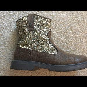 Naturino little girls boots